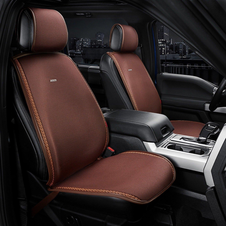 Slimline Series Cocoa Seat CoversRixxuTM