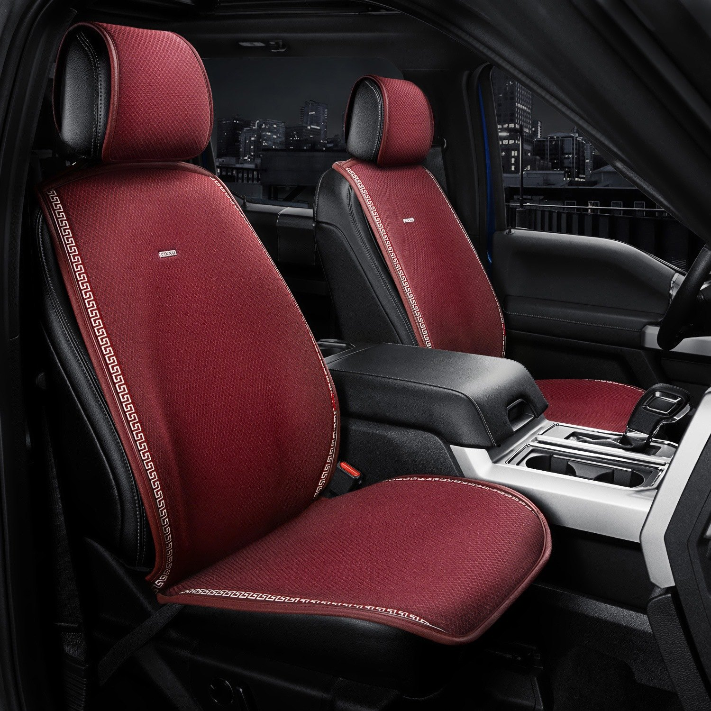 Slimline Series Black Seat CoversRixxuTM
