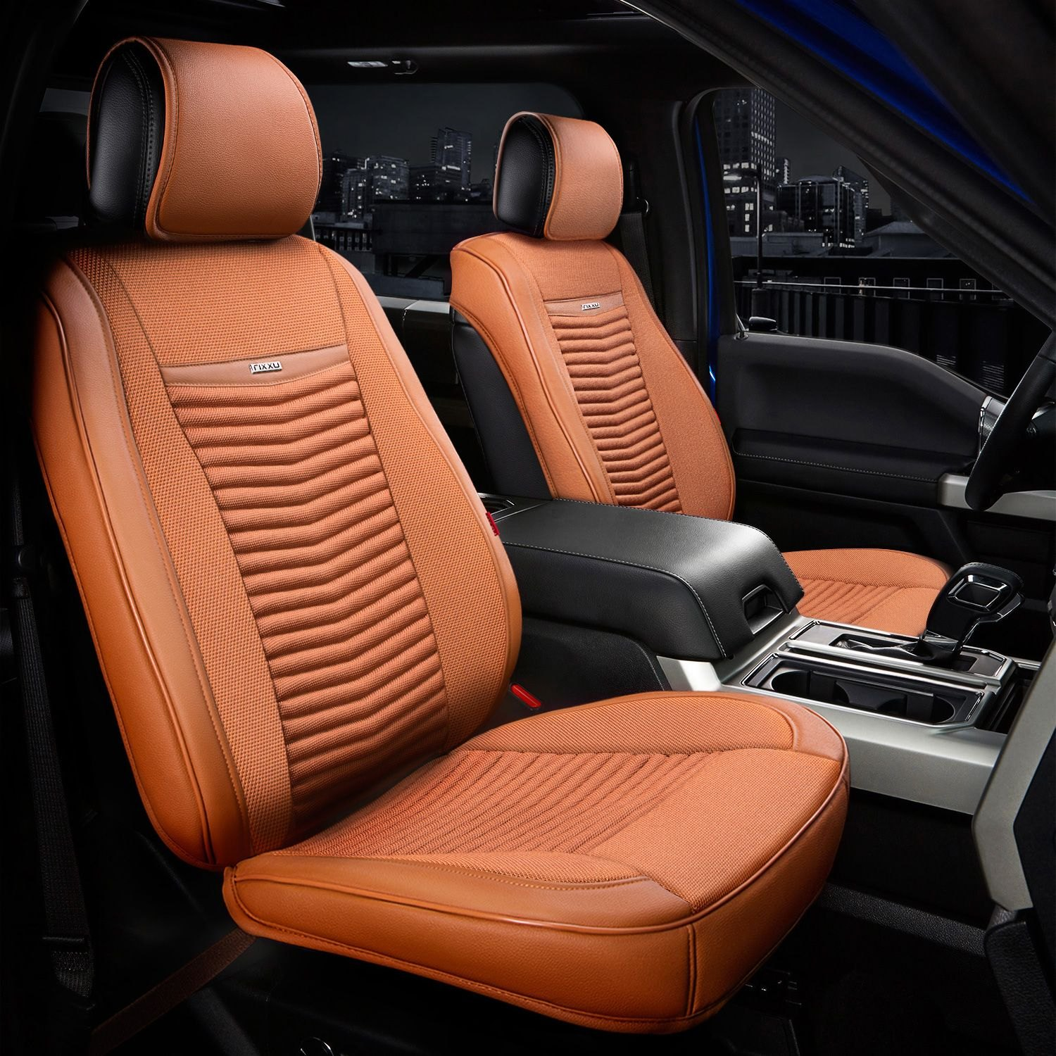 Orange Seat Covers For Cars Velcromag