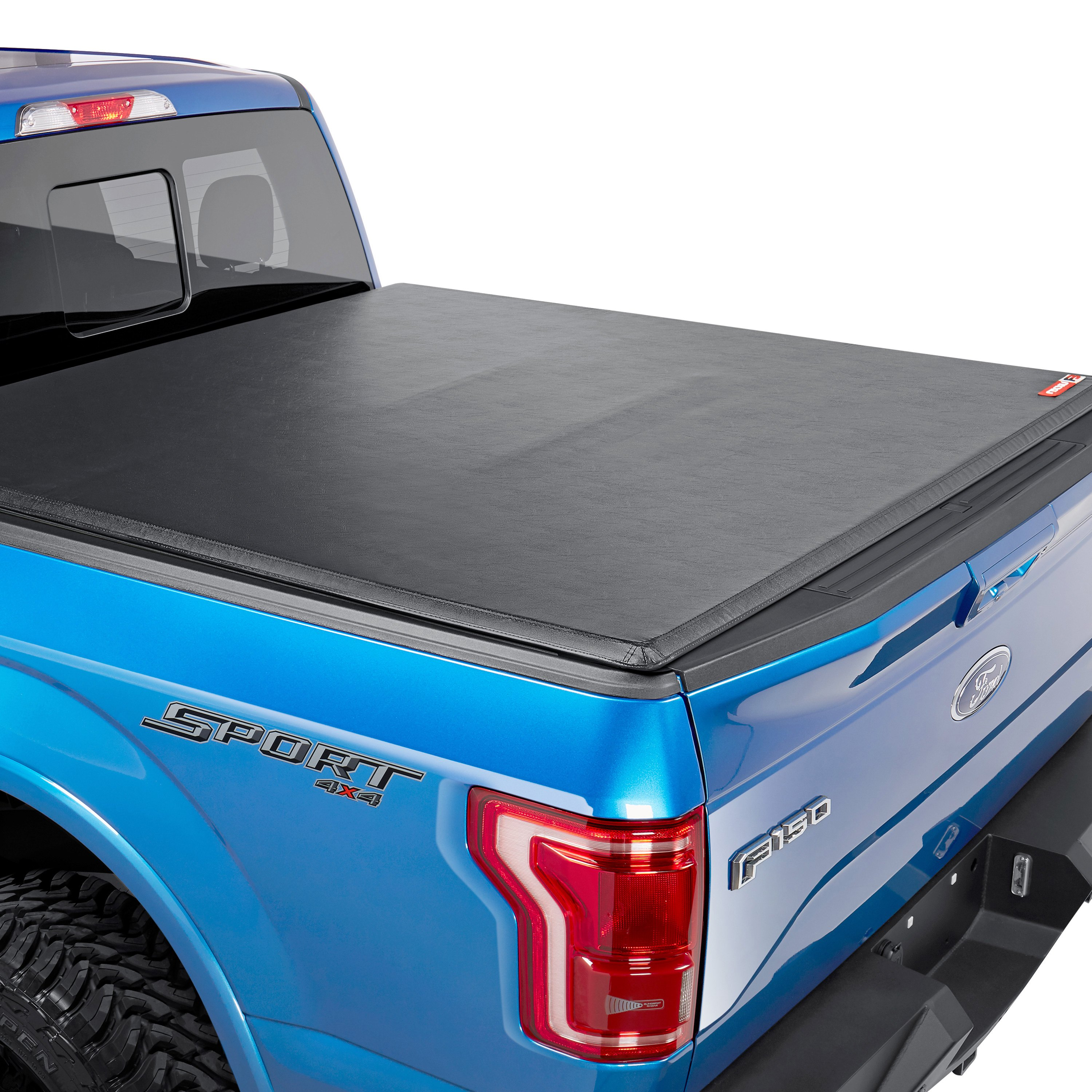 b75c7add0ef Rixxu™ - Ram 2500 Crew Cab without RamBox 2011 Soft Tri-Fold Tonneau Cover