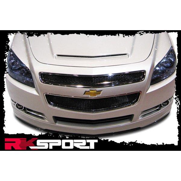 Ram-Air Fiberglass Hood (Unpainted