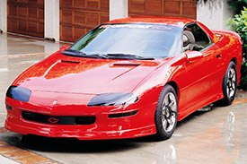 2003 Chevrolet Camaro Body Kit