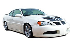 2004 Pontiac Grand AM Body Kit