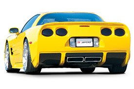 2007 Chevy Corvette Body Kit