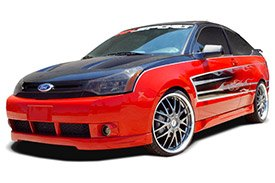 2007 Ford Focus Body Kit