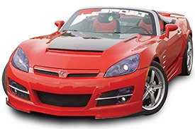 2007 Saturn Sky Body Kit