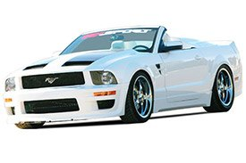 2009 Ford Mustang GT Styling Kit