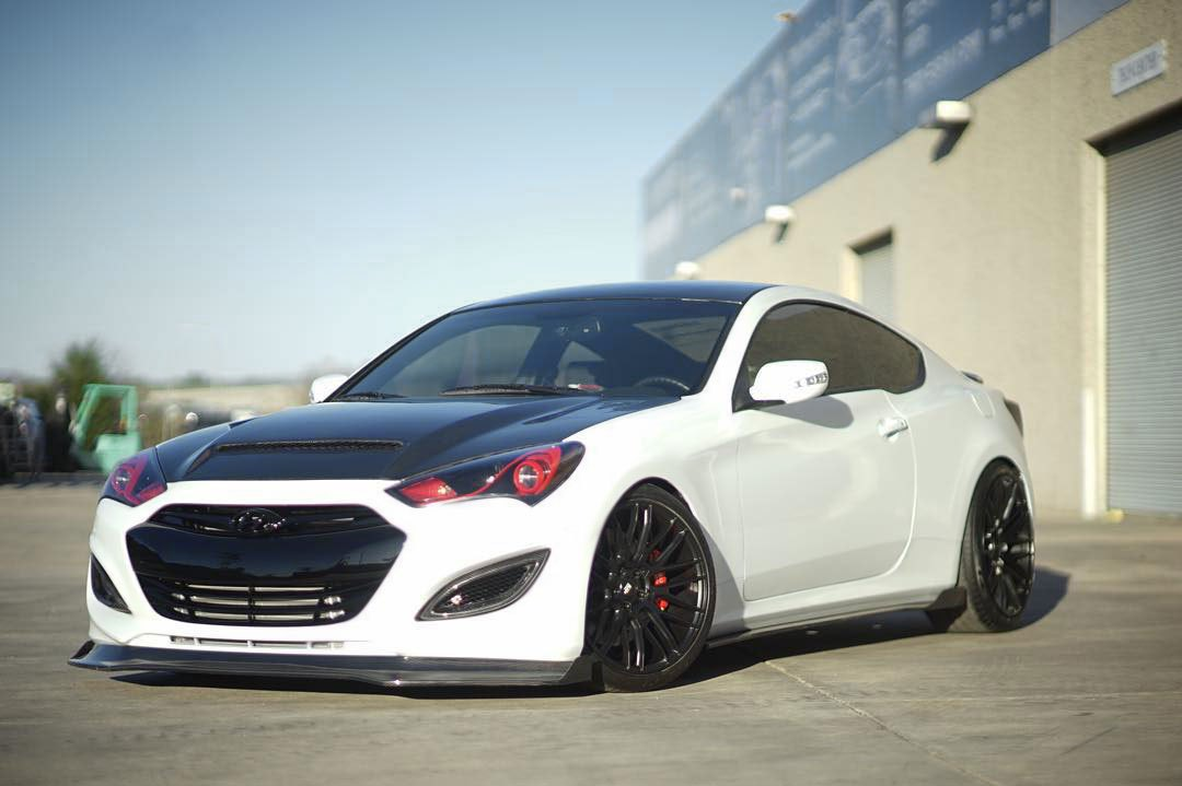 hyundai genesis 2015 body kit autos post. Black Bedroom Furniture Sets. Home Design Ideas