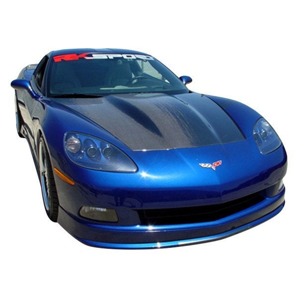 Whipple Superchargers Dealers: Chevy Corvette 2005 Supercharger Hood