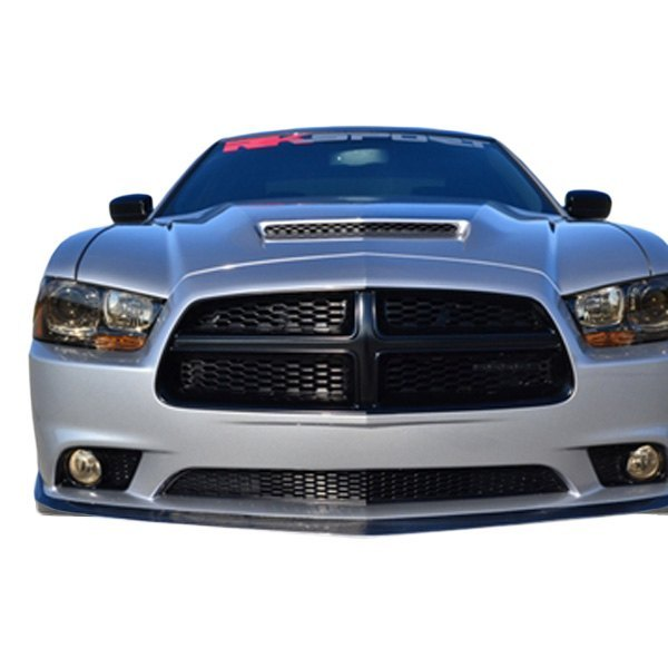 rksport dodge charger 2013 ram air hood. Black Bedroom Furniture Sets. Home Design Ideas
