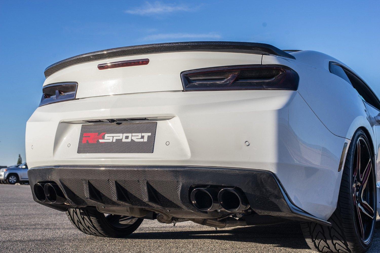 Rksport 174 Chevy Camaro 2016 2018 Rear Lip Spoiler