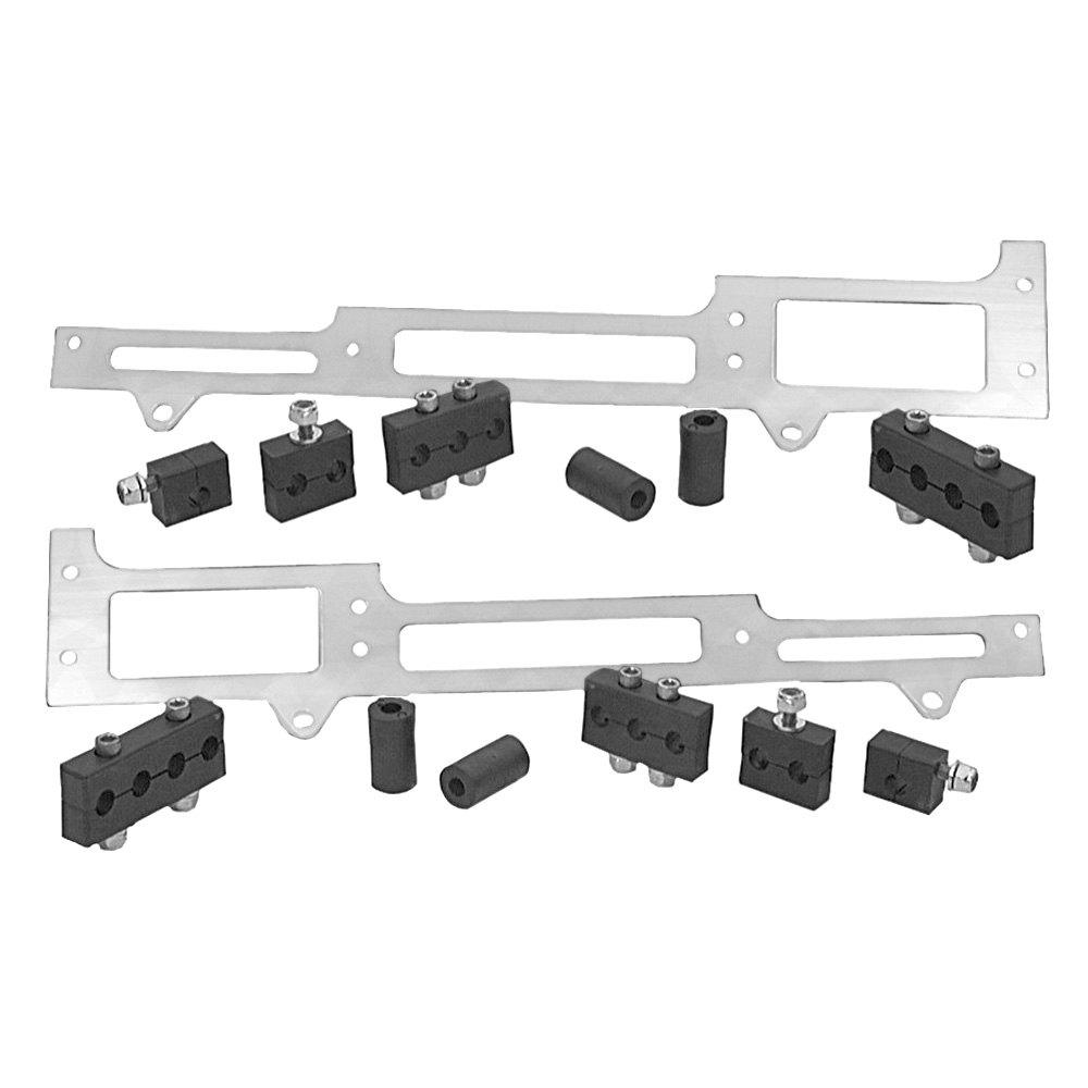 R&M Specialties® 1101P - Spark Plug Wire Loom Alongside Valve Cover