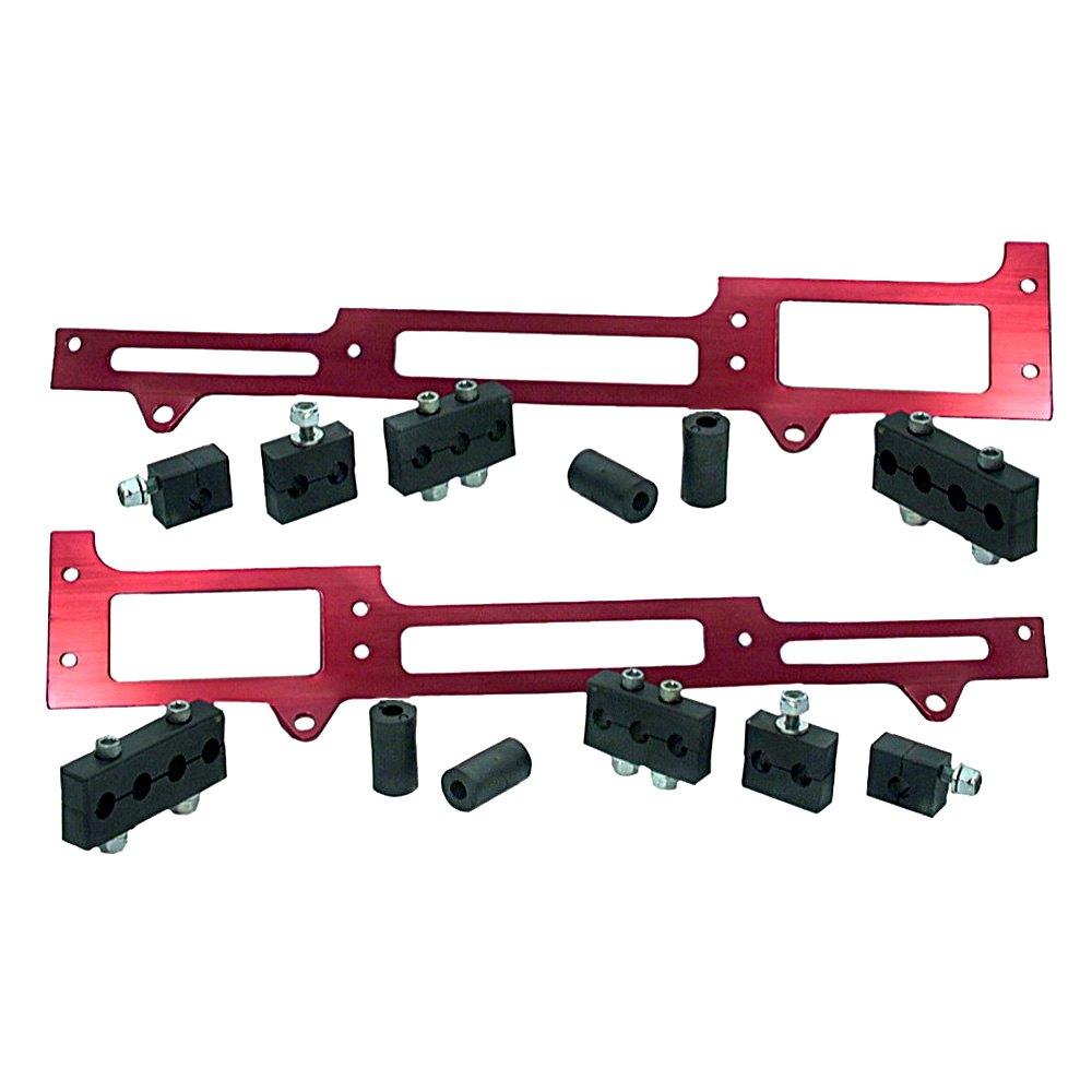 R&M Specialties® 1101R - Spark Plug Wire Loom Alongside Valve Cover