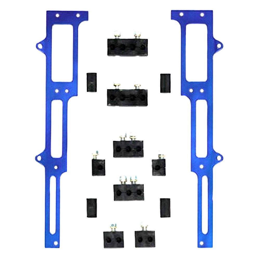 R&M Specialties® 1105B - Spark Plug Wire Loom Alongside Valve Cover ...
