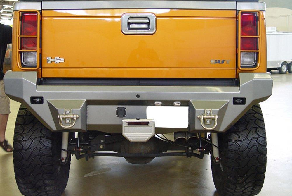 Road Armor 174 Hummer H2 2003 Dakar Series Full Width Rear