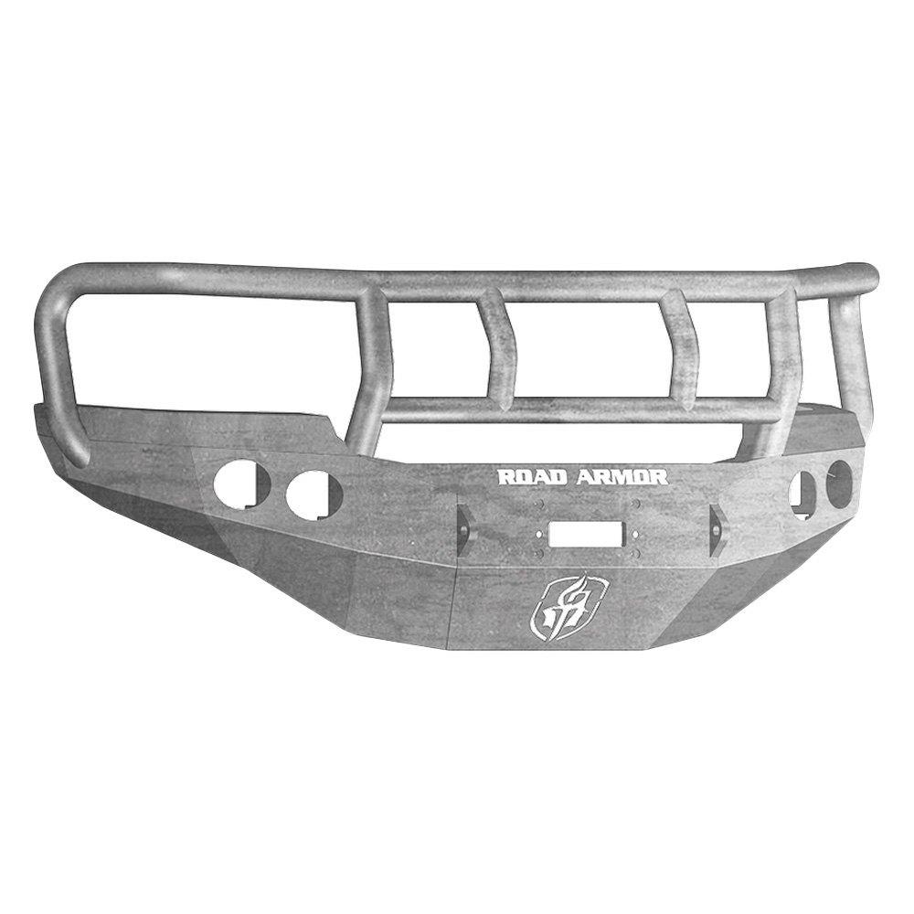 road armor gmc sierra 2014 stealth series full width front winch hd bumper with titan ii guard. Black Bedroom Furniture Sets. Home Design Ideas