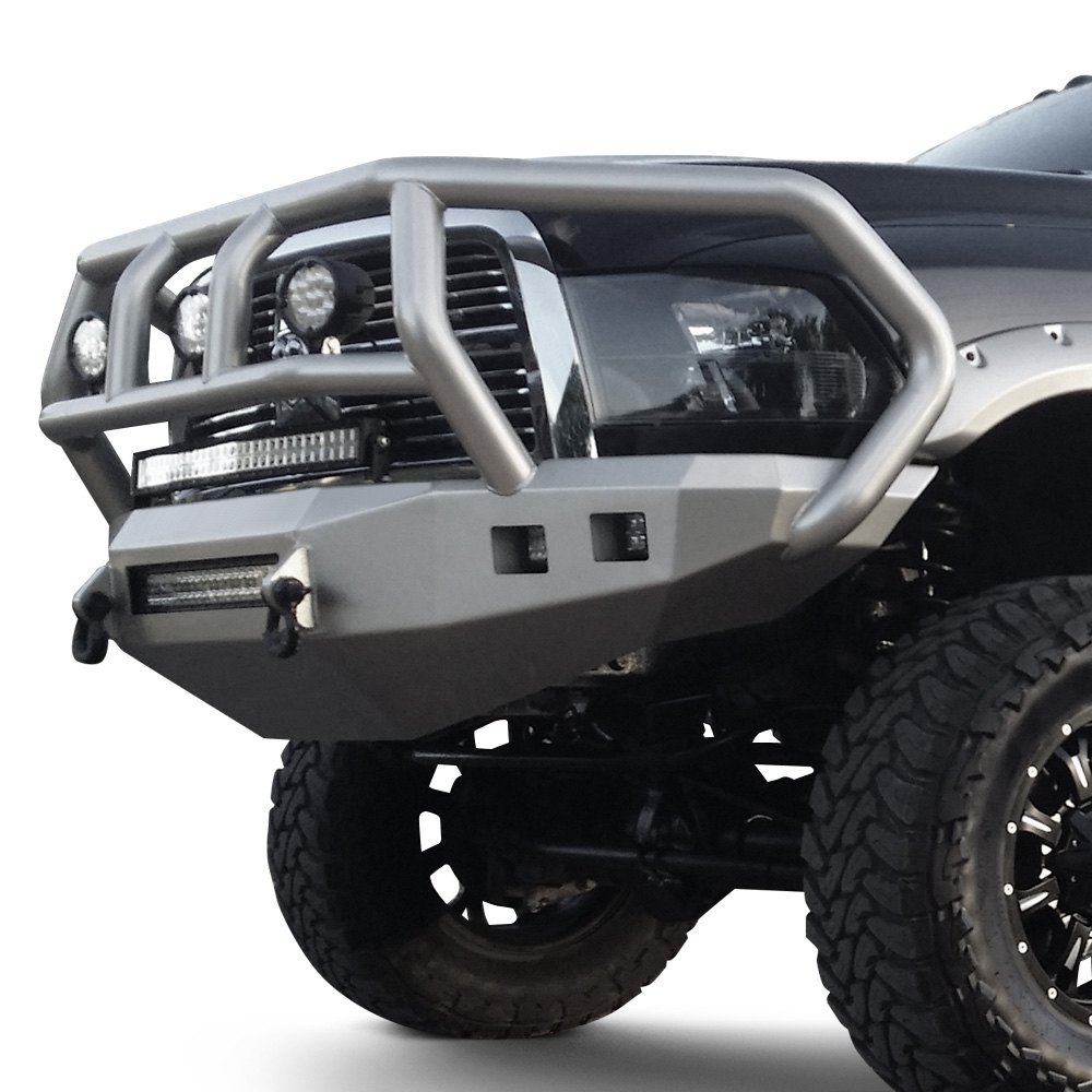Road Armor® - Dodge Ram 2500 / 3500 / 4500 / 5500 2013 Stealth Series Full Width Front HD Bumper ...