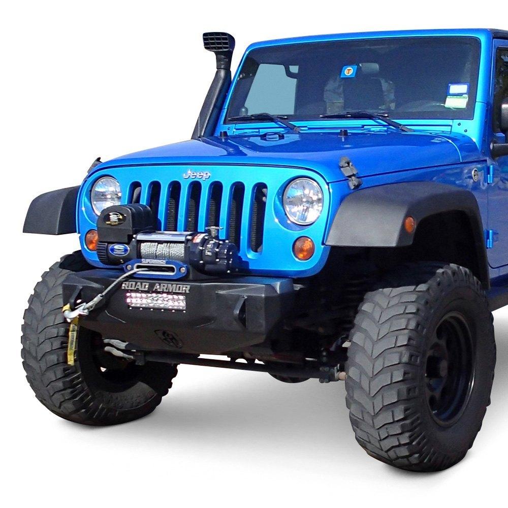Road Armor 174 Jeep Wrangler 2007 2017 Stealth Series