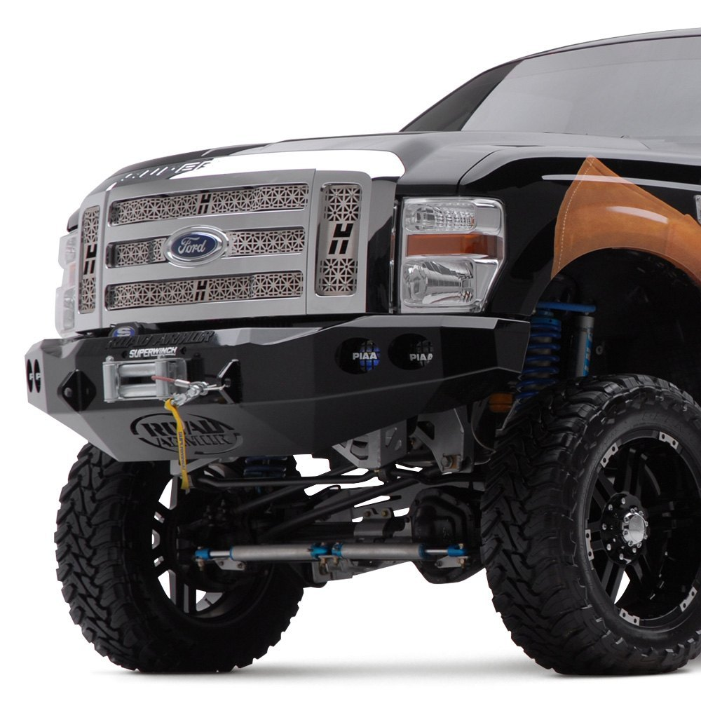 Ford Tractor 800 Series Front Bumper : Road armor ford f super duty stealth series