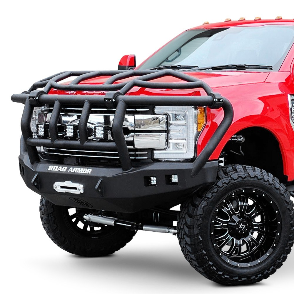 Road Armor Front and Rear Bumpers | Road Armor Bumpers