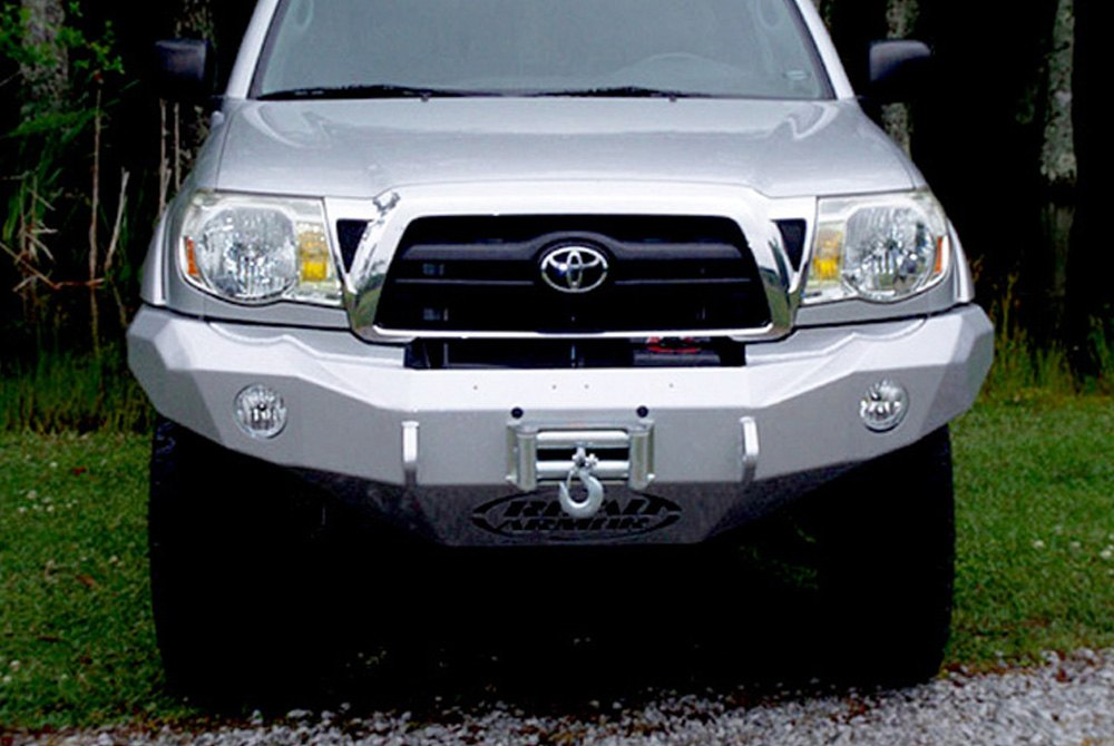 road armor toyota tacoma 2006 2011 stealth series front winch bumper. Black Bedroom Furniture Sets. Home Design Ideas