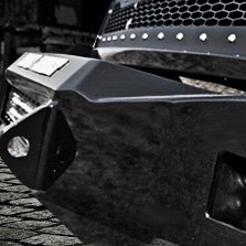 ROAD ARMOR® - Front Stealth Winch Bumper