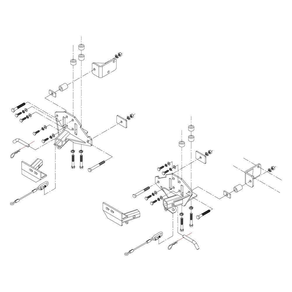 Roadmaster® - Baseplate Bracket