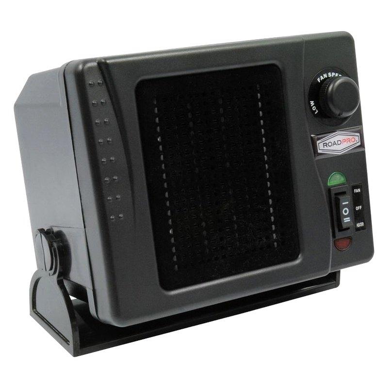 Roadpro 174 Rpsl 681 12v Direct Hook Up Ceramic Heater