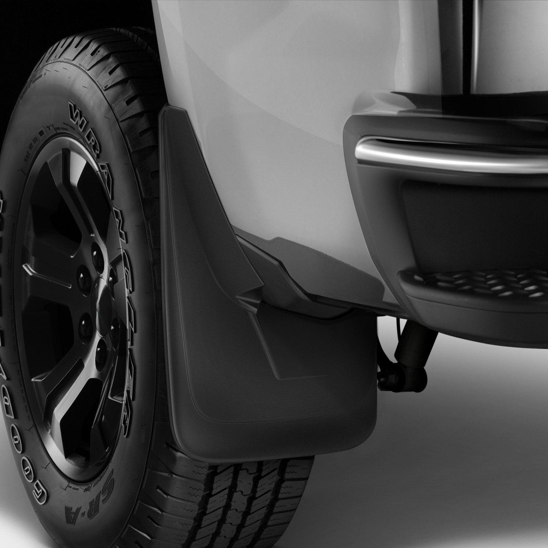Roadsport pro fit molded rubber splash guards