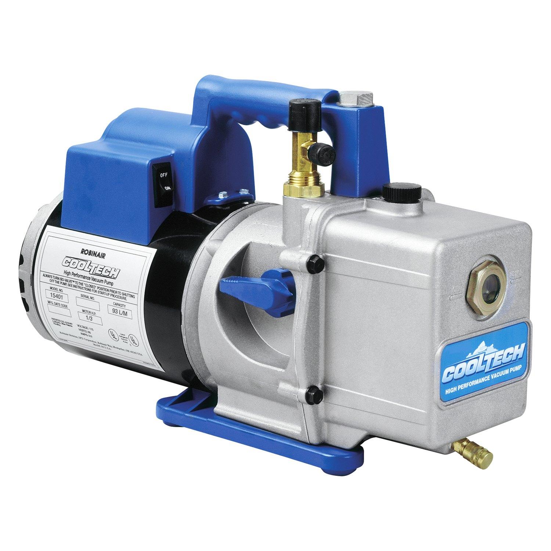 Robinair® 15401 - Vane Vacuum Pump