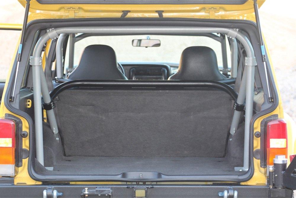 hard 4x4� - rear harness bar