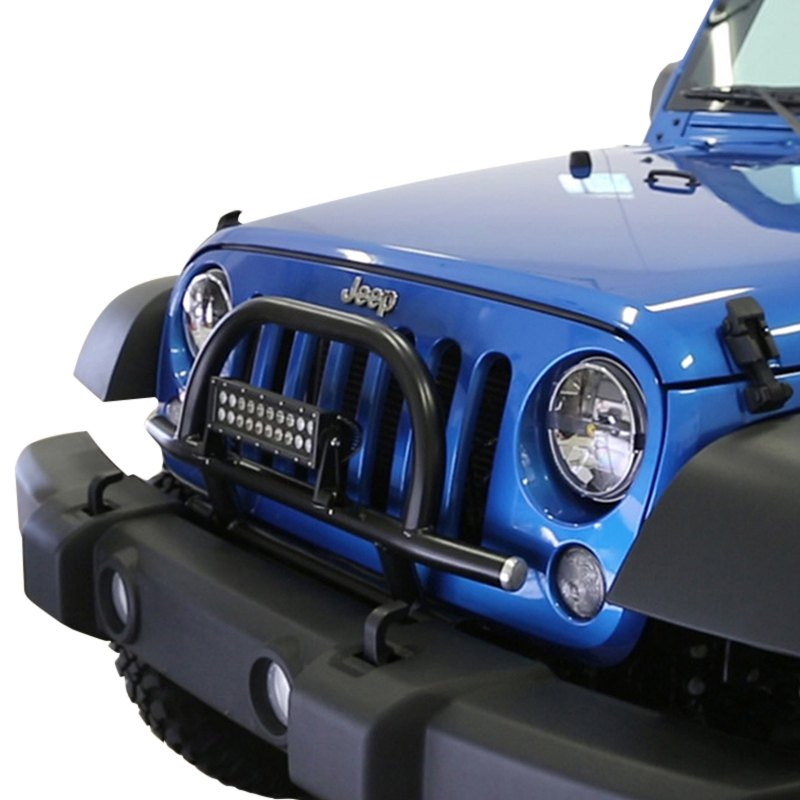 Rock Hard 4x4 174 Rh 6061 Bumper Mounts With Grille Guard