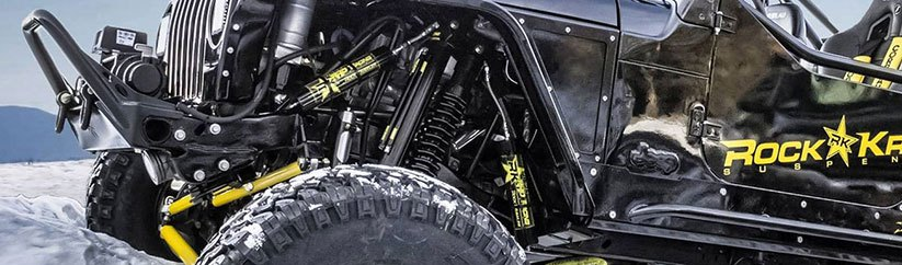 Rock Krawler Jeep Suspension