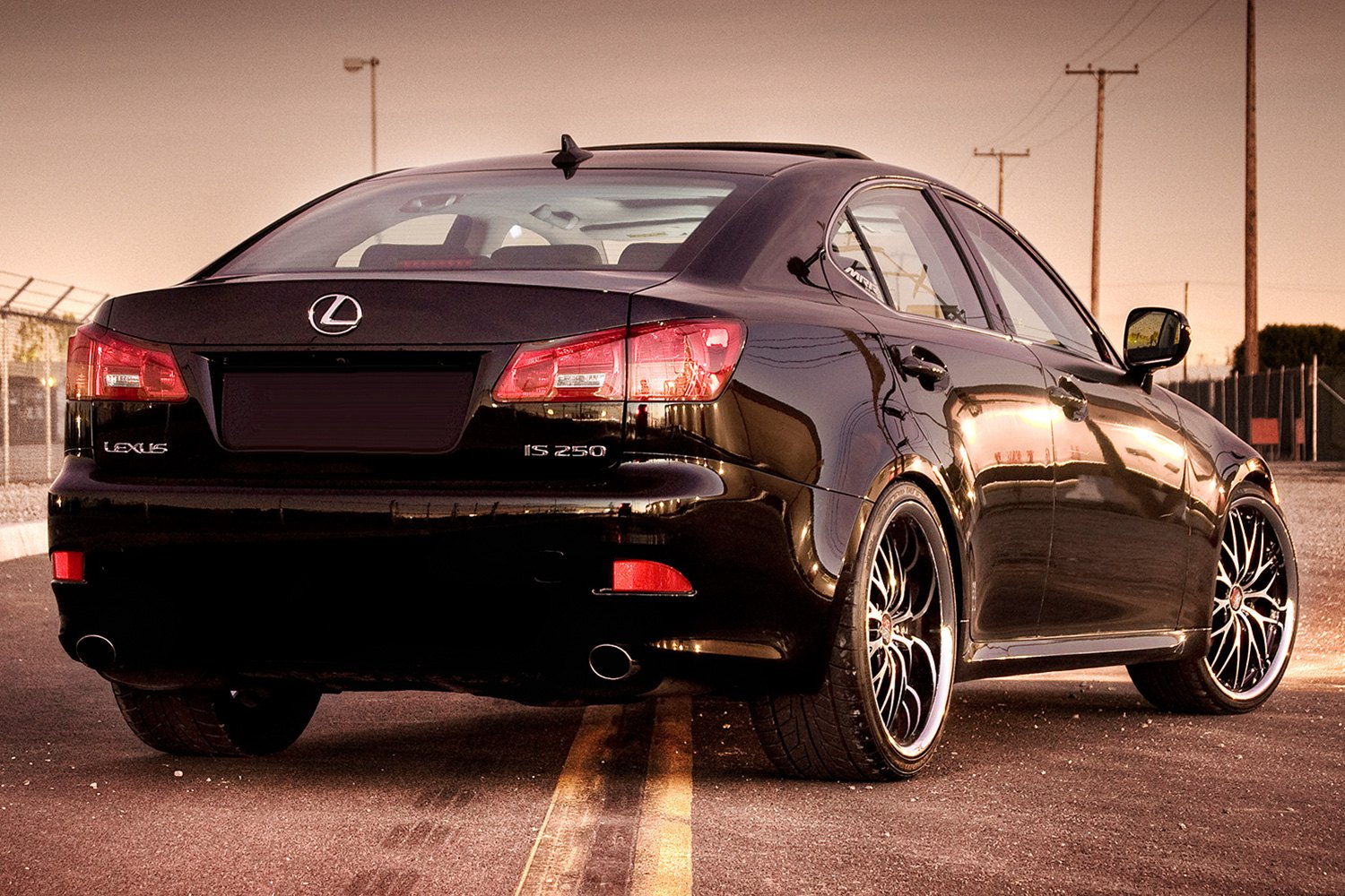 Displaying 19> Images For - Black Lexus Is250...