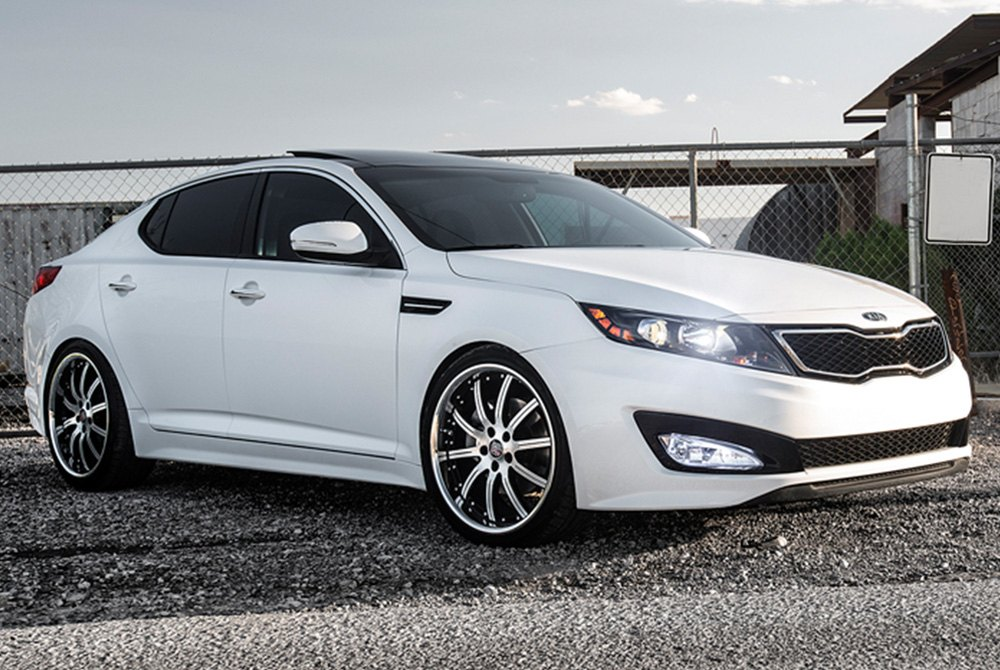 Kia Optima Aftermarket Accessories Bing Images