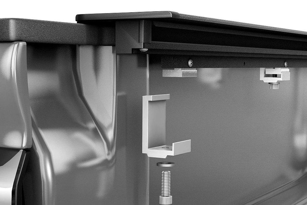 Roll N Lock Bt151a A Series Retractable Tonneau Cover