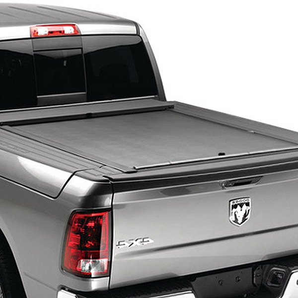 Roll n lock lg456m m series retractable tonneau cover for Retractable bed