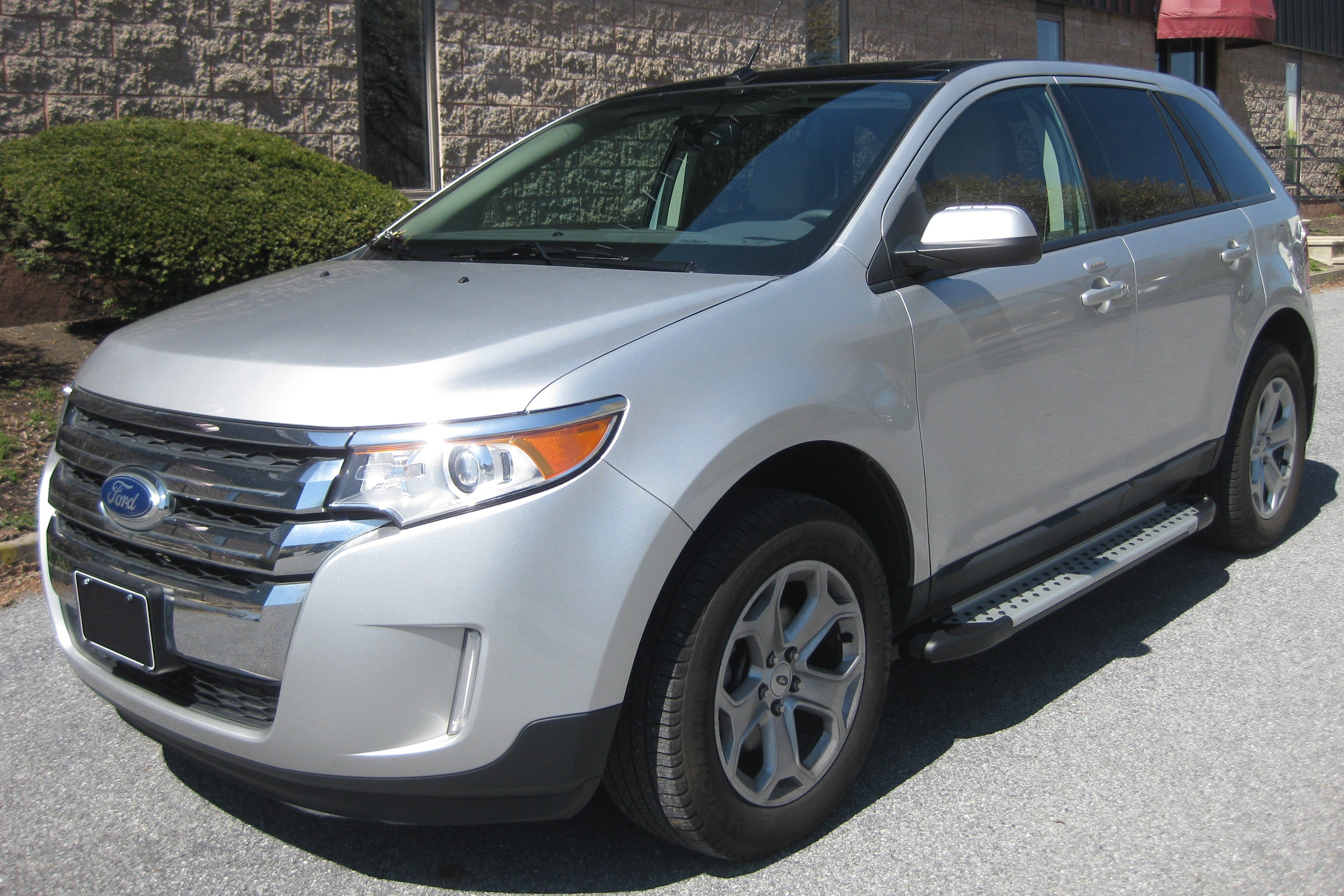 Romik 174 Ford Edge Limited Se Sel 2012 5 5 Quot Ral Series