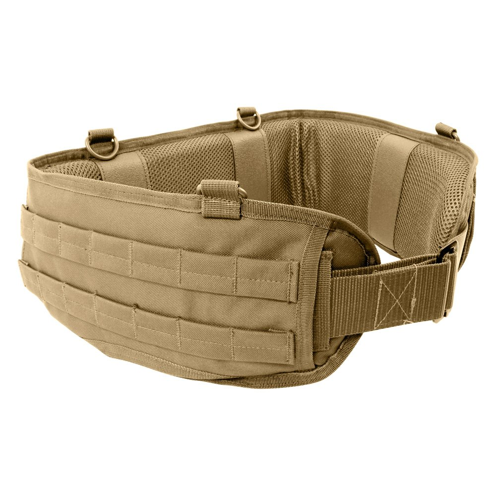 rothco 174 10679 cb l coyote brown tactical battle belt l