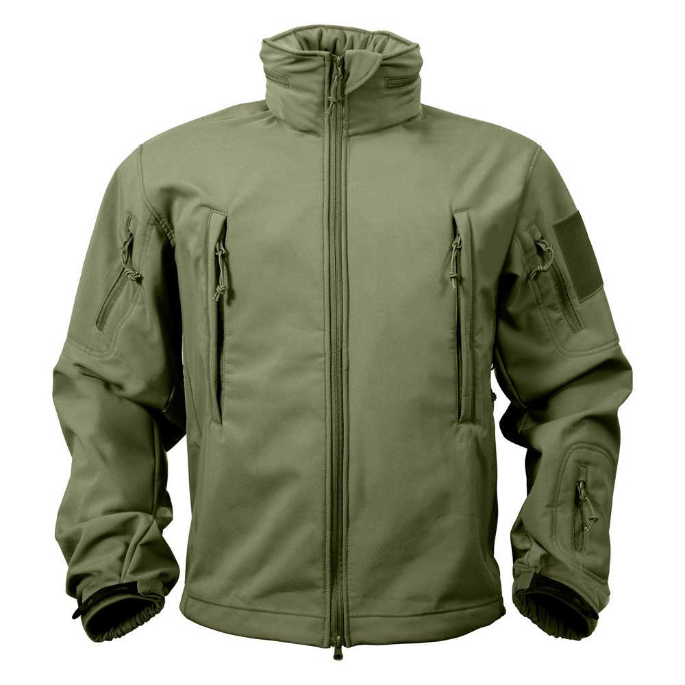 rothco special ops tactical soft shell jacket. Black Bedroom Furniture Sets. Home Design Ideas
