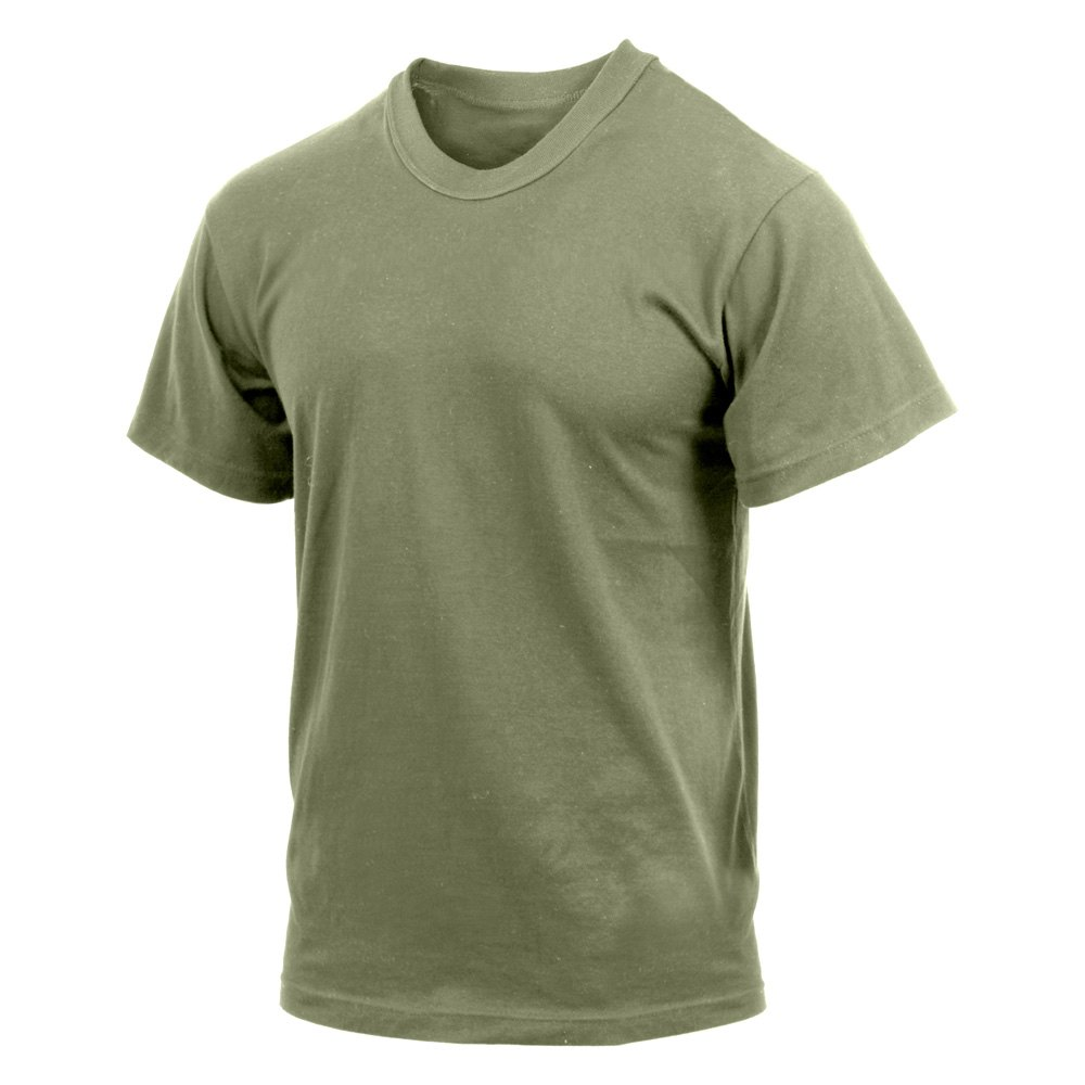 rothco 9566 foliage green moisture wicking t shirts xxl. Black Bedroom Furniture Sets. Home Design Ideas
