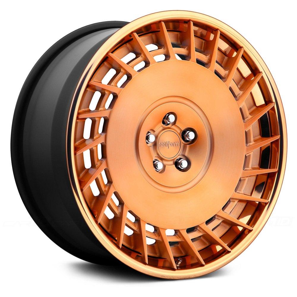 Rotiform 174 Cbu 3pc Wheels Custom Painted Rims