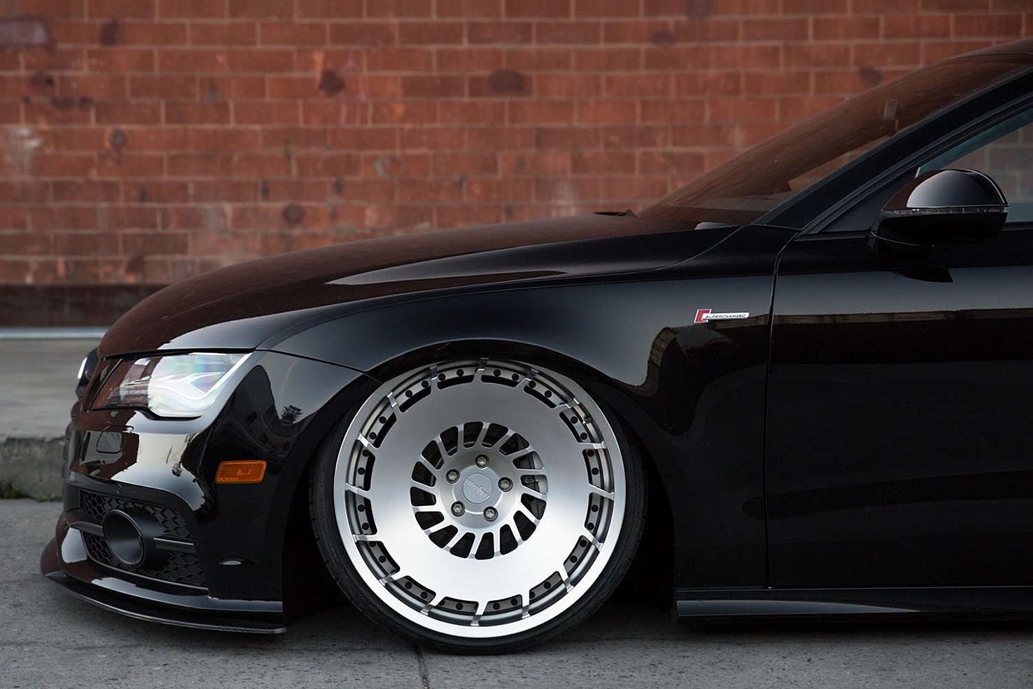 Rotiform 174 Ccv Wheels Silver With Machined Face Rims