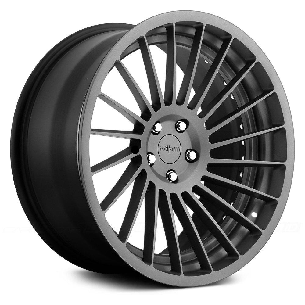 ROTIFORM® IND-T 3PC Wheels - Custom Painted Rims
