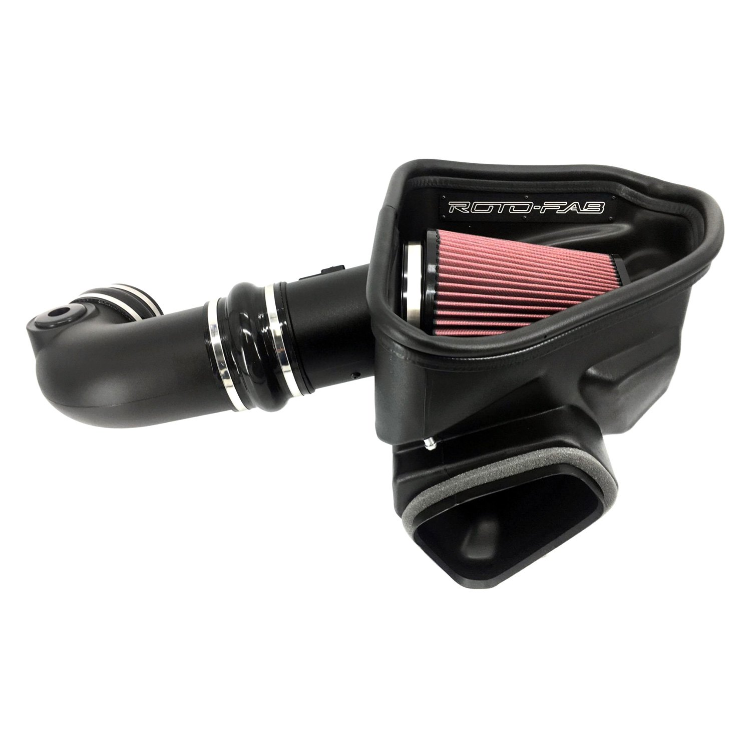 roto fab chevy camaro ss 2016 2017 cold air intake system. Black Bedroom Furniture Sets. Home Design Ideas