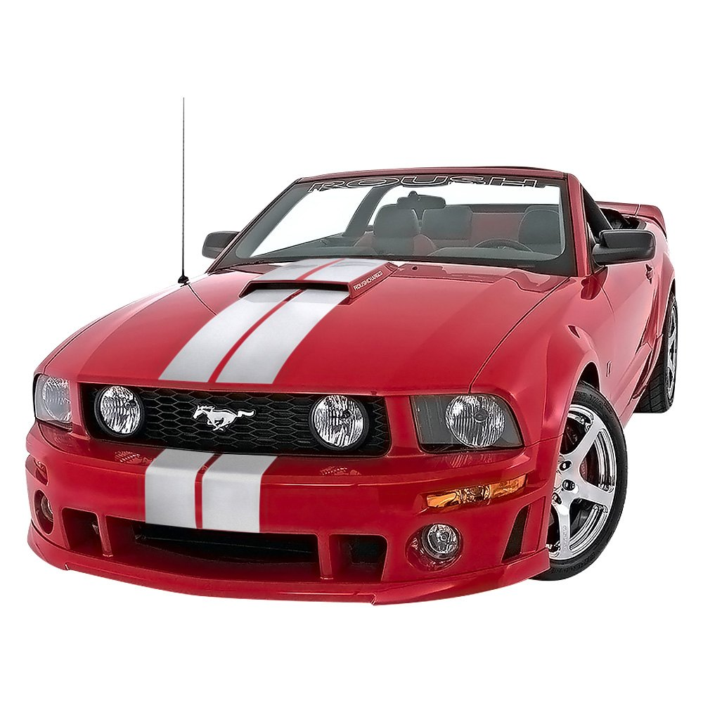 roush performance ford mustang 4 6l 2005 stripe kit. Black Bedroom Furniture Sets. Home Design Ideas
