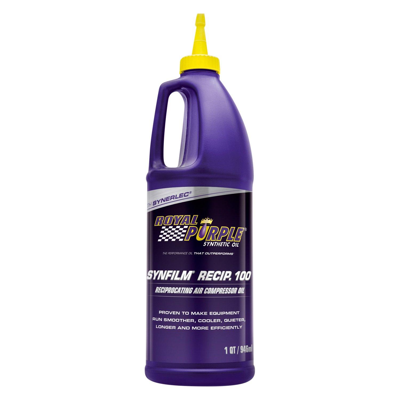 Royal Purple 174 Synfilm Recip 100 Reciprocating Air