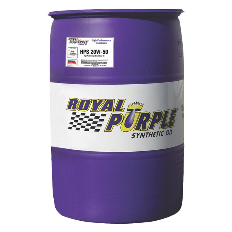 royal purple 37250 hps sae 20w 50 high performance