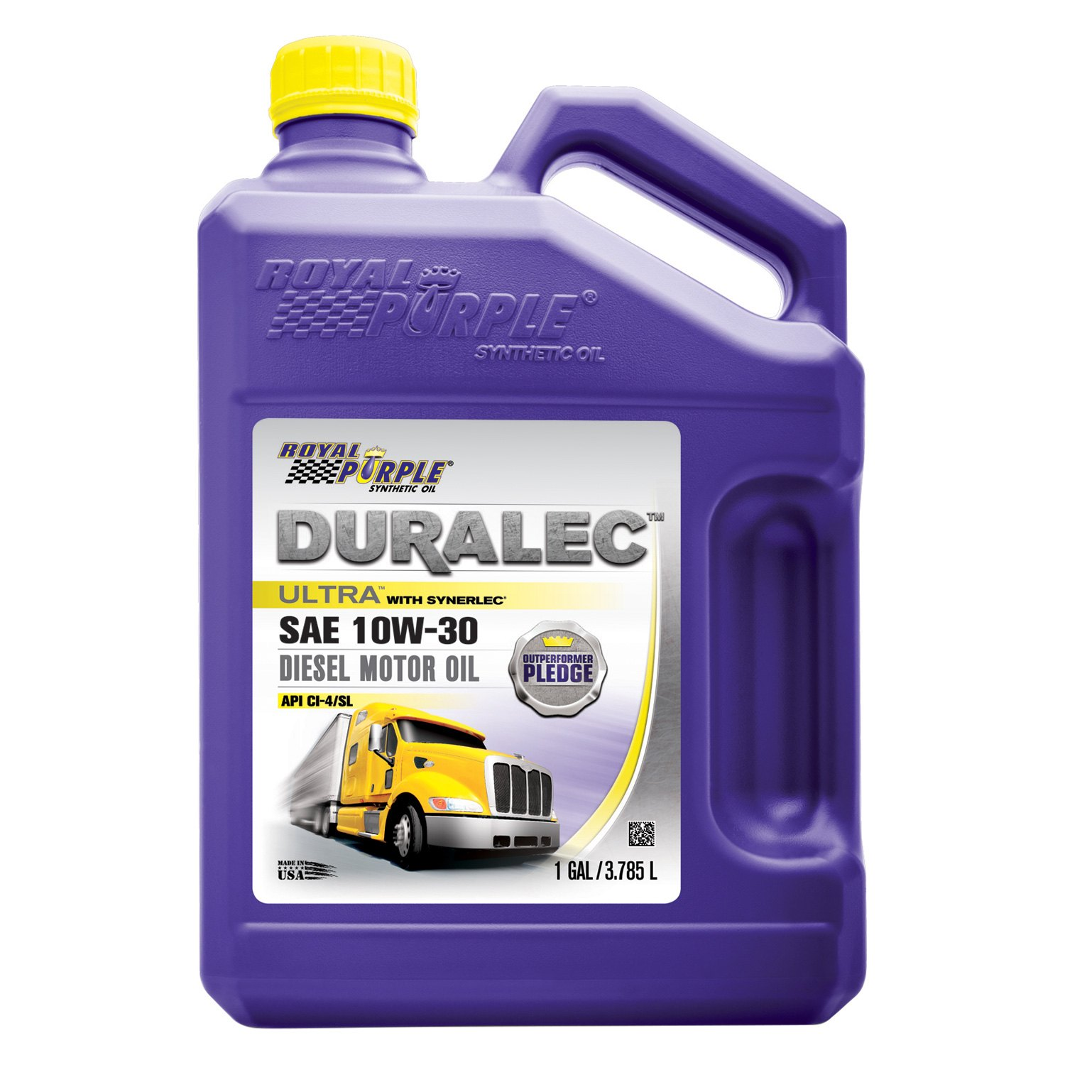 Royal Purple 83130 Duralec Super Sae 10w 30 High