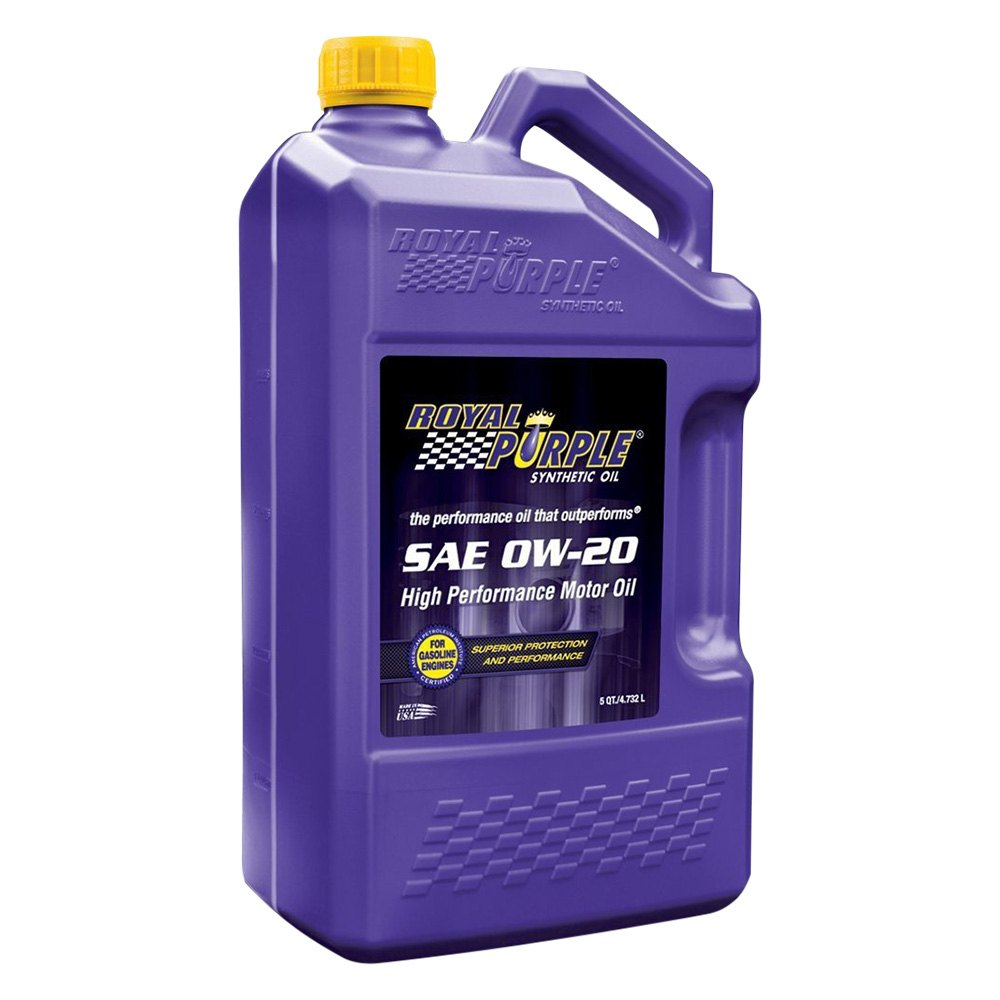 Royal Purple Api Licensed High Performance Motor Oil